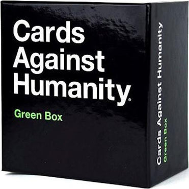 Cards Against Humanity | GREEN BOX