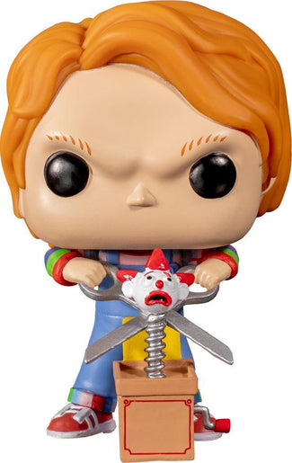 Child's Play 2 | Chucky With Buddy & Scissors POP! VINYL