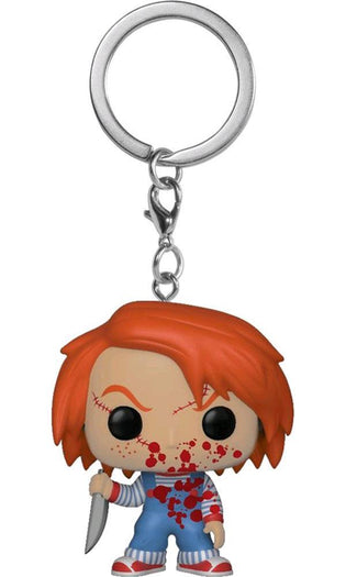 Child's Play | Chucky Bs POP! KEYCHAIN