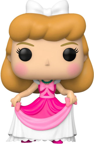 Cinderella | Cinderella Pink Dress POP! VINYL