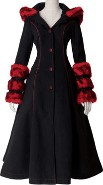 Frozen Strawberry Coat 2