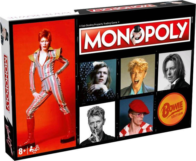 Monopoly | David Bowie EDITION