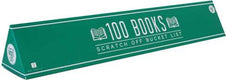 100 Books Bucket List | SCRATCH POSTER