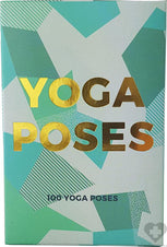 100 Yoga Poses | CARDS