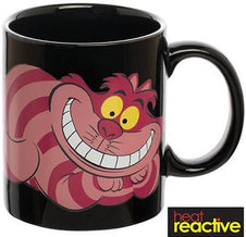 Alice In Wonderland | Cheshire Cat Heat Reactive MUG