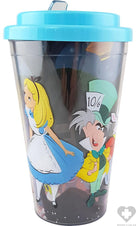 Alice in Wonderland | FLIP-STRAW ACRYLIC CUP