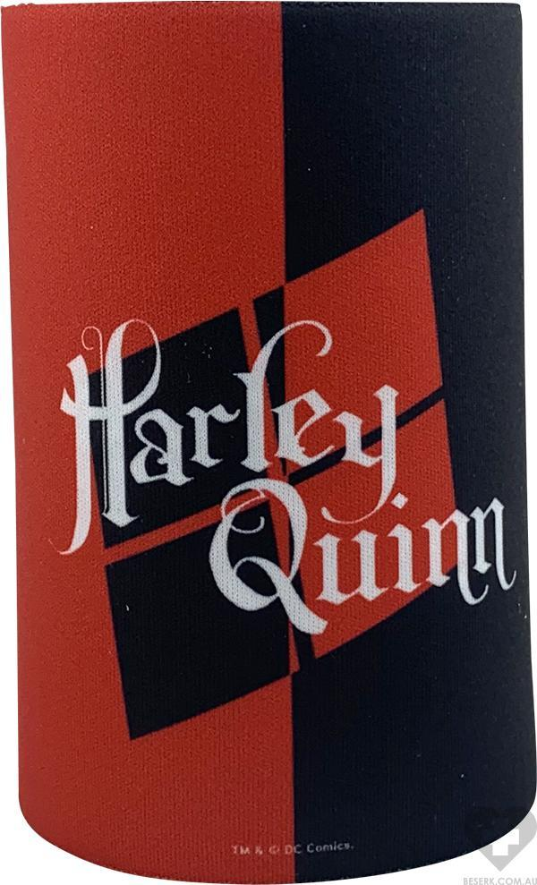 Batman Arkham Knight | Harley Neoprene CAN COOLER*
