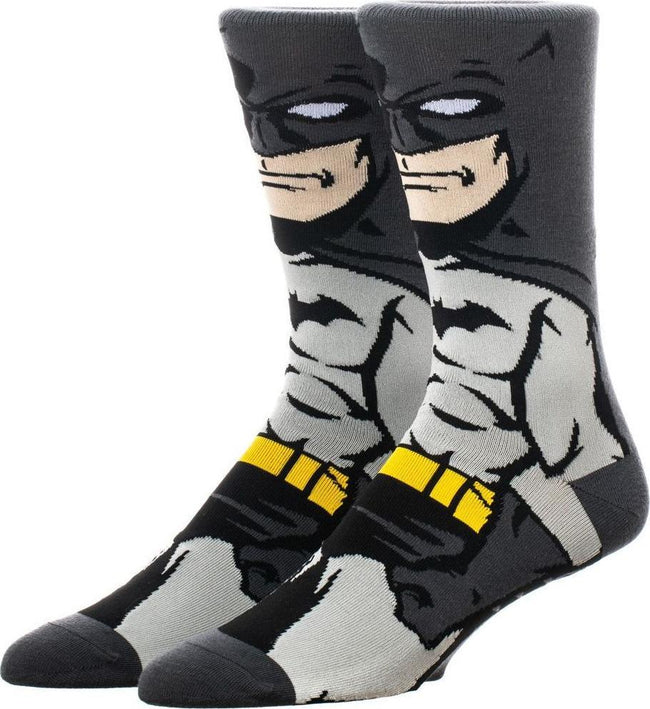 Batman | The Dark Knight 360 Character CREW SOCKS