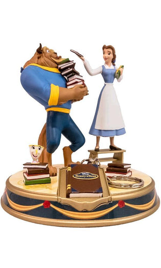 Beauty & The Beast | BELLE & BEAST FINDERS KEYPERS STATUE
