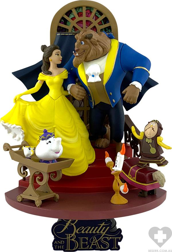 Beauty And The Beast | D SELECT FIGURE
