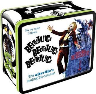 Beetlejuice | Carry Tin All Fun Box LUNCH BOX