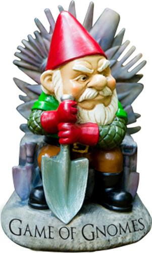Bigmouth Game Of Gnomes Garden Gnome