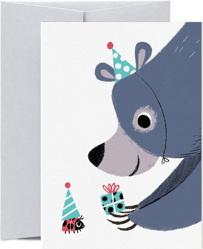 Bugbear Birthday | CARD
