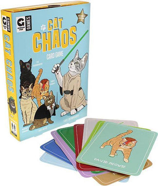 Cat Chaos | CARD GAME