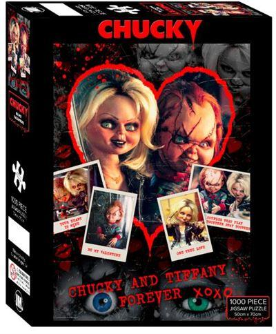Chucky: Be My Valentine [1,000 Pce] | PUZZLE