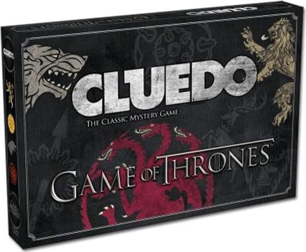 Cluedo | Game of THRONES EDITION