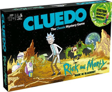 Cluedo | Rick and MORTY EDITION