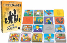 Codenames | SIMPSONS
