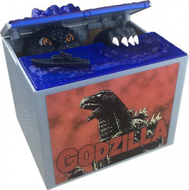 Coin Stealing Godzilla | MONEY BOX