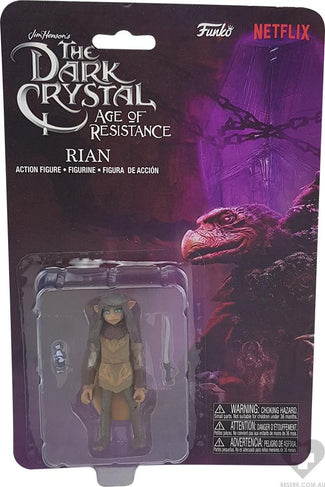 Dark Crystal: Age of Resistance | Rian ACTION FIGURE