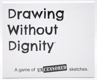 Drawing Without Dignity Base | GAME