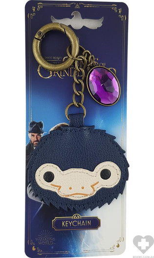 Fantastic Beasts | Niffler With Gem Charm KEYRING*