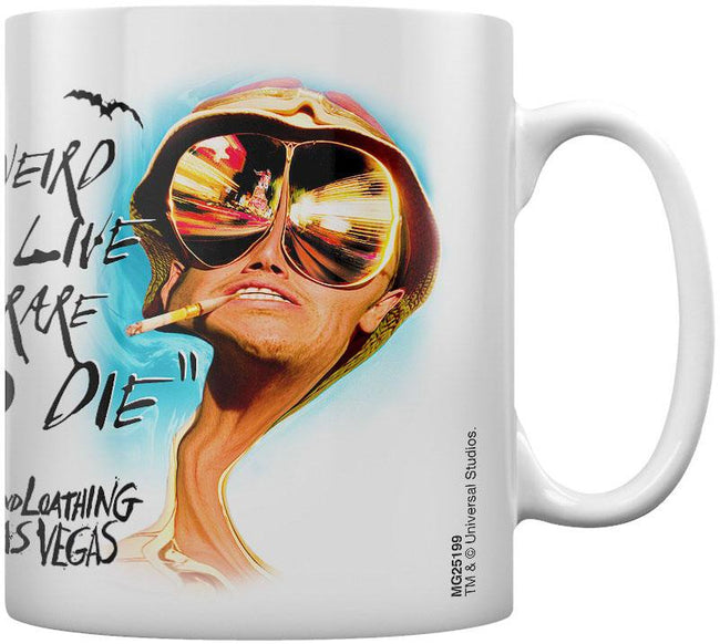 Fear And Loathing In Las Vegas | Too Weird To Live MUG