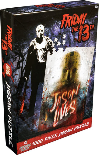 Friday the 13th | Jason Lives 1000 pce JIGSAW PUZZLE