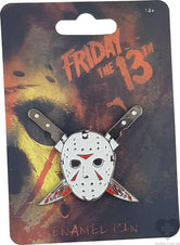 Friday the 13th | Jason Mask ENAMEL PIN