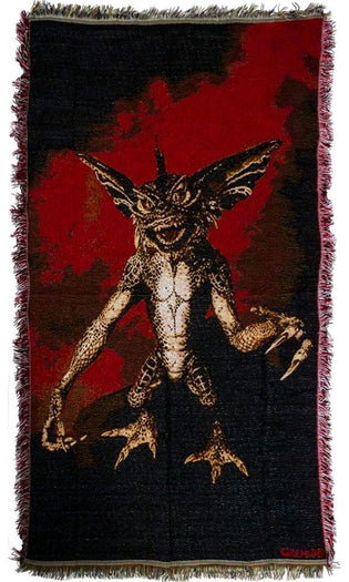 Gremlins | Stripe THROW RUG
