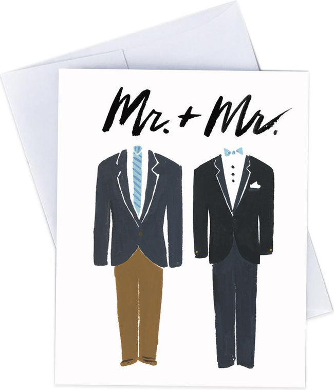 Groom & Groom | CARD*