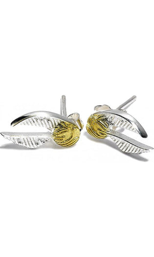 Harry Potter | Golden Snitch Stud EARRINGS