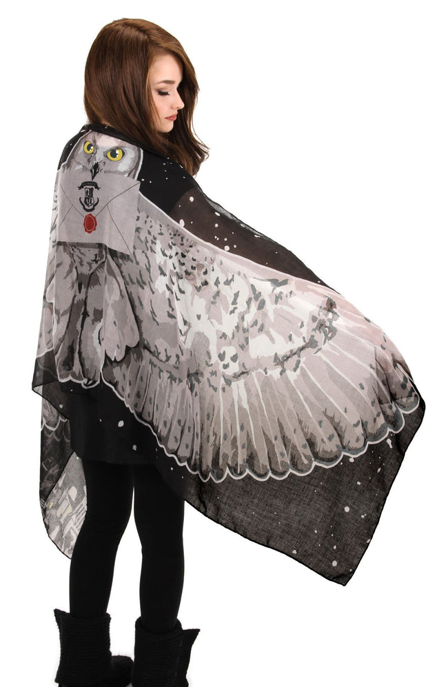 Harry Potter - Hedwig Wing Scarf