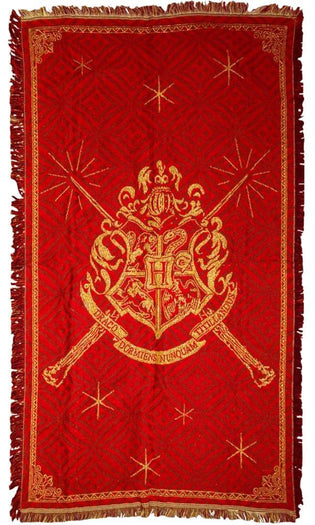 Harry Potter | Hogwarts Logo THROW RUG