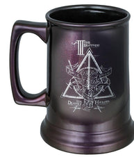 Harry Potter | Hogwarts Metallic Crest TANKARD