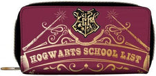 Harry Potter | Hogwarts School ZIP AROUND WALLET*