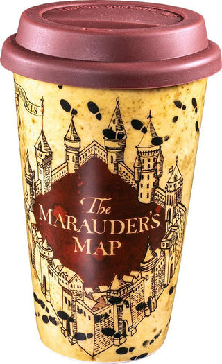 Harry Potter | Marauders MapHeat Change TRAVEL MUG