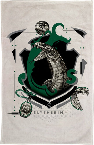 Harry Potter | Slytherin TEA TOWEL