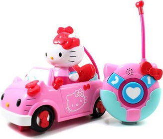 Hello Kitty | REMOTE CONTROL CAR TOY