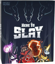 Here to Slay | CARD GAME