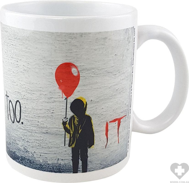 IT Float Away | MUG