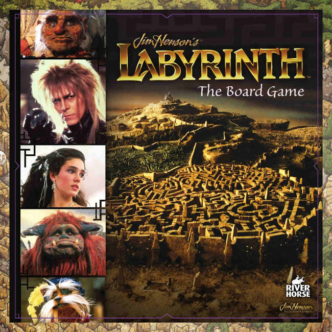 Labyrinth | BOARD GAME