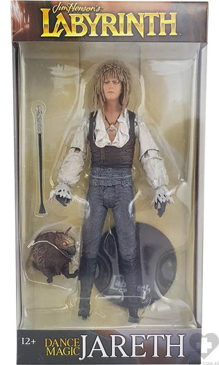 "Labyrinth | Jareth ""Magic Dance"" 7"" FIGURE"
