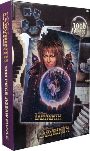 Labyrinth | Movie Poster 1000 pce Jigsaw PUZZLE