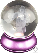 Labyrinth | Sarah Etched in CRYSTAL BALL REPLICA