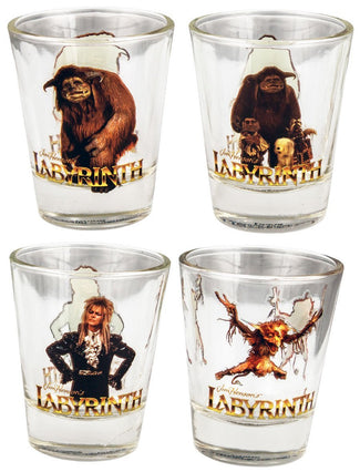 Labyrinth | Shot GLASS SET*