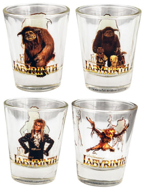 Labyrinth | Shot GLASS SET