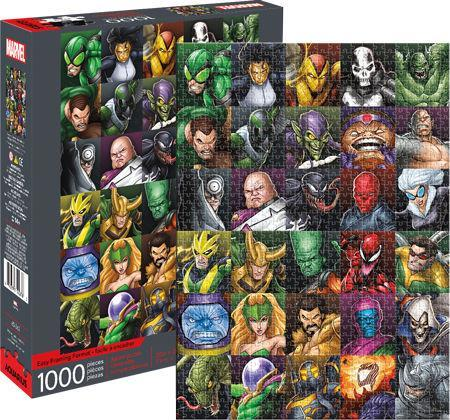 Marvel Villains | Collage 1000pc PUZZLE