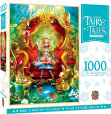 Alice in Wonderland Tea Party Time [1,000Pce] | PUZZLE