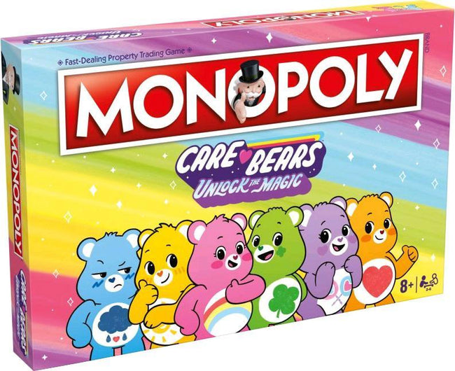 Care Bears Unlock the Magic | MONOPOLY*